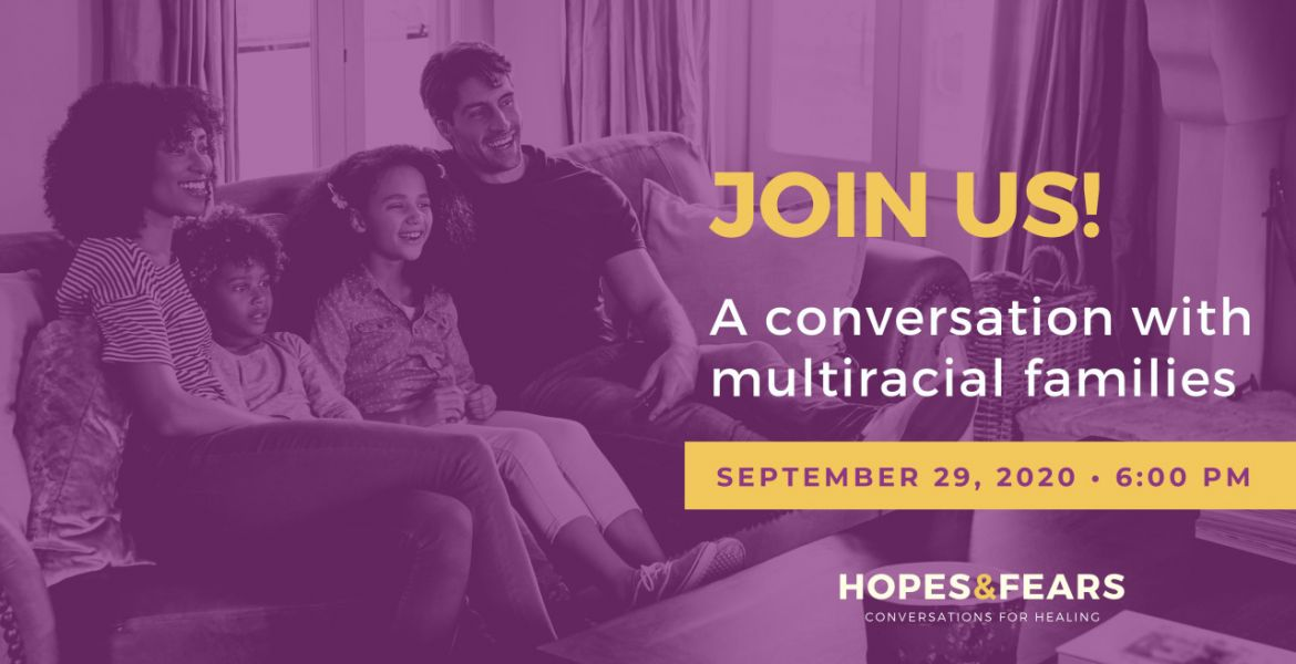 Hopes & Fears, multiracial families