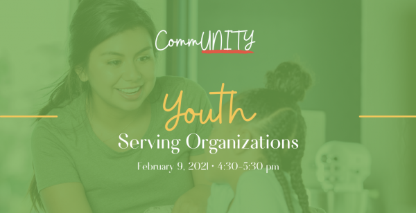 Youth Serving Organizations
